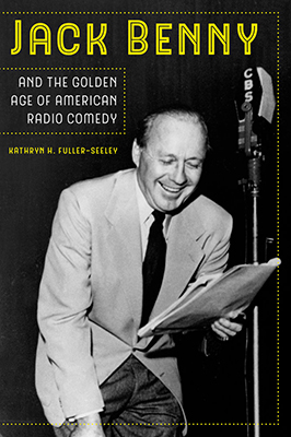 Cover art Jack Benny book