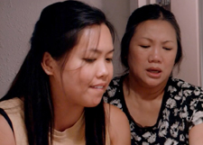 Still from Zoe and Hanh