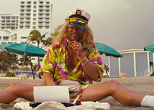 The Beach Bum still
