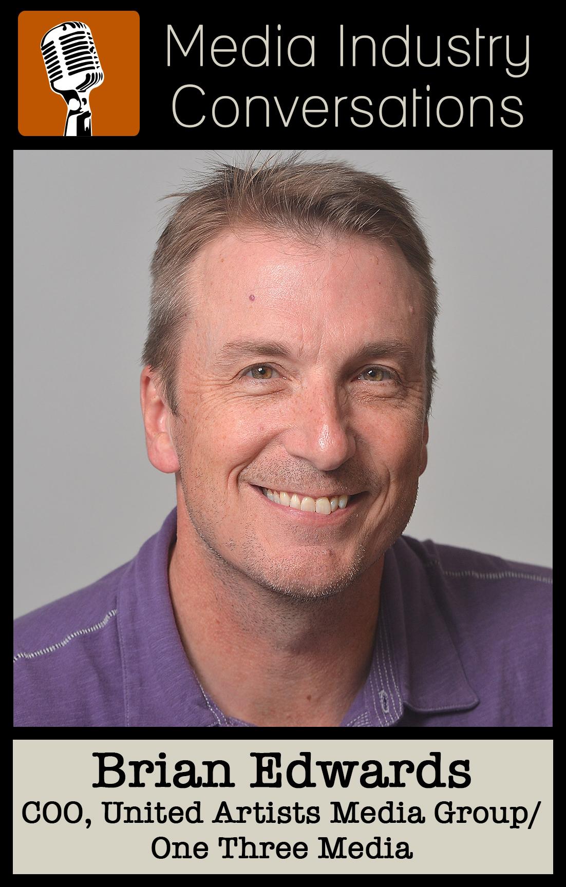 Brian Edwards's portrait
