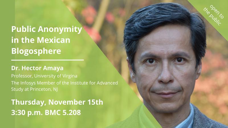 Hector Amaya talk