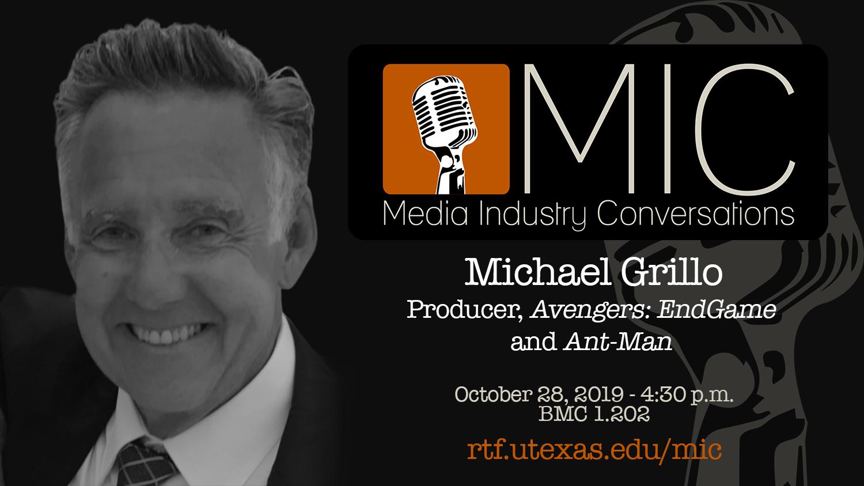 Grillo MIC talk Oct 28 2019