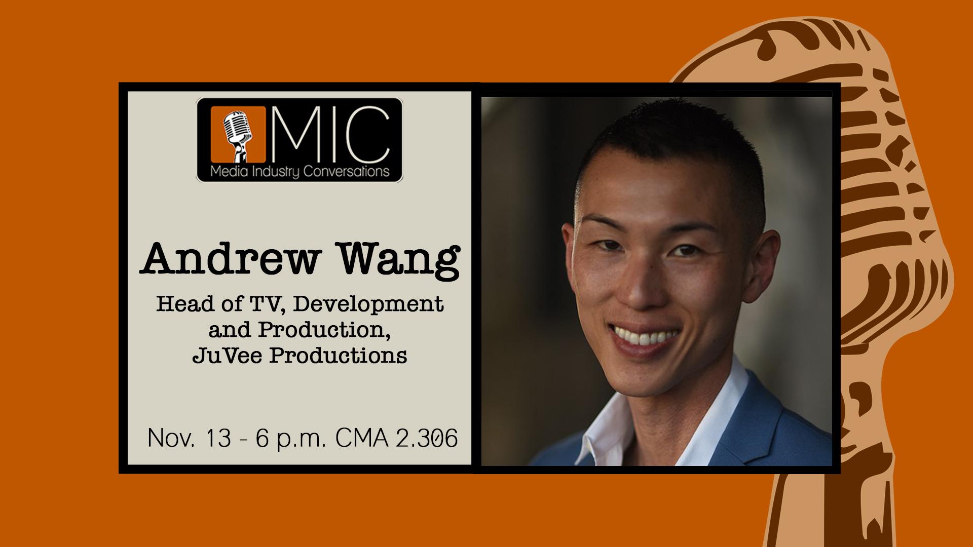 Andrew Wang nov 13