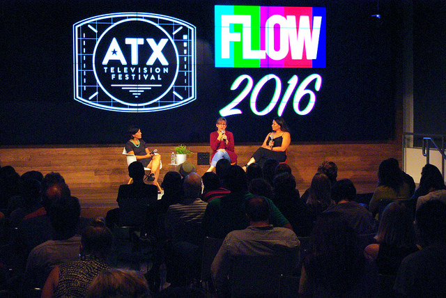 Queen Sugar panel at Flow Conference