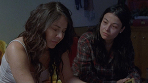 still from PERDONAME